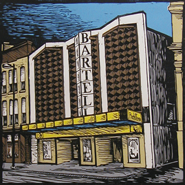 Bartell Theatre Print Photo