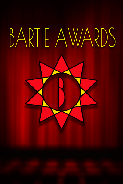 Bartell Theatre Awards Poster