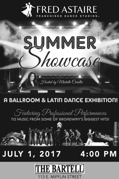 Summer Showcase Fred Astaire Dance