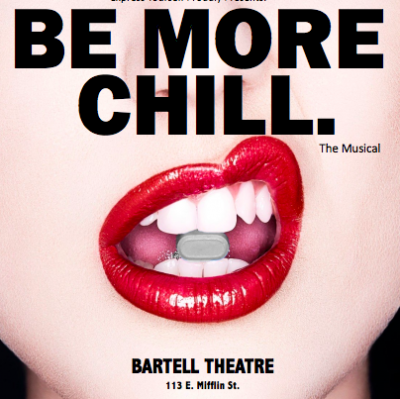 Be More Chill, presented by Express Yourself, Madison poster