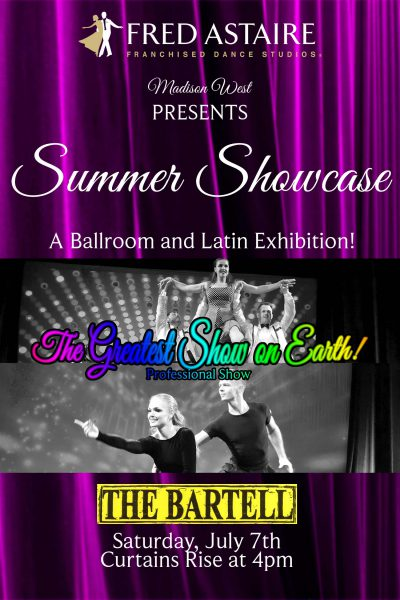 Fred Astaire Dance Studio presents Summer Showcase