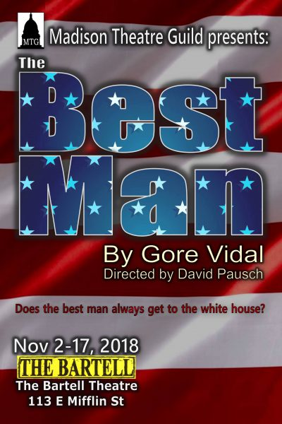 The Best Man, Poster