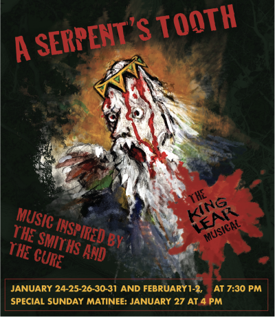 A Serpent's Tooth, Poster