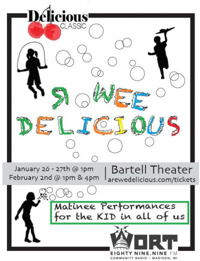 R Wee Delicious, Poster