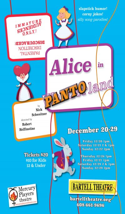 Alice in Panto-Land