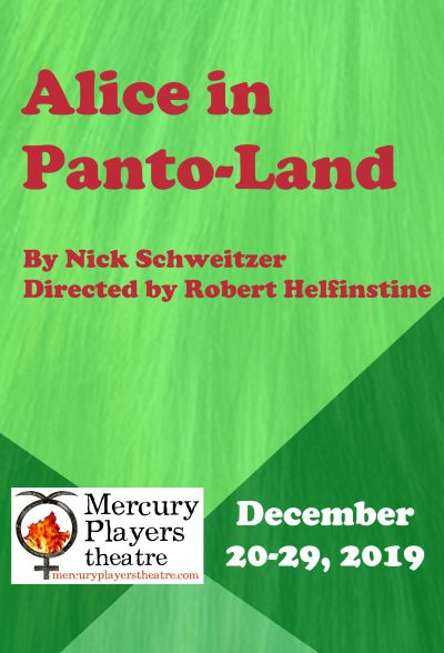 Alice in Panto-Land, Temporary