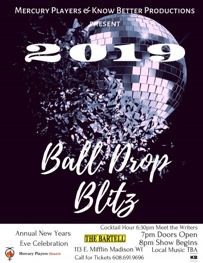 Ball Drop Blitz, Poster