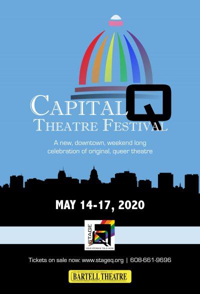CapitalQ Theatre Fest, Poster