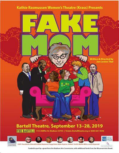 Fake Mom, Poster
