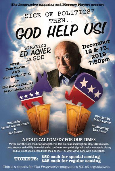 God Help Us!, Poster