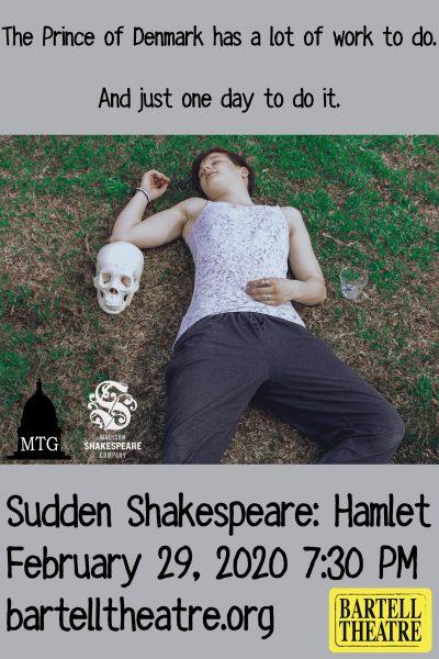 Hamlet, Poster