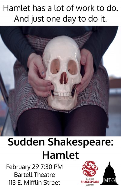 Sudden Shakespeare: Hamlet