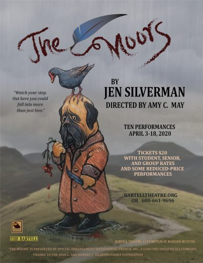 The Moors, by Jen Silverman