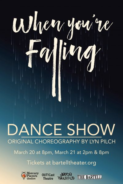 When You're Falling, by Lyn Pilch